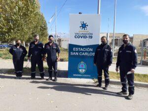 Bomberos Voluntarios San Carlos